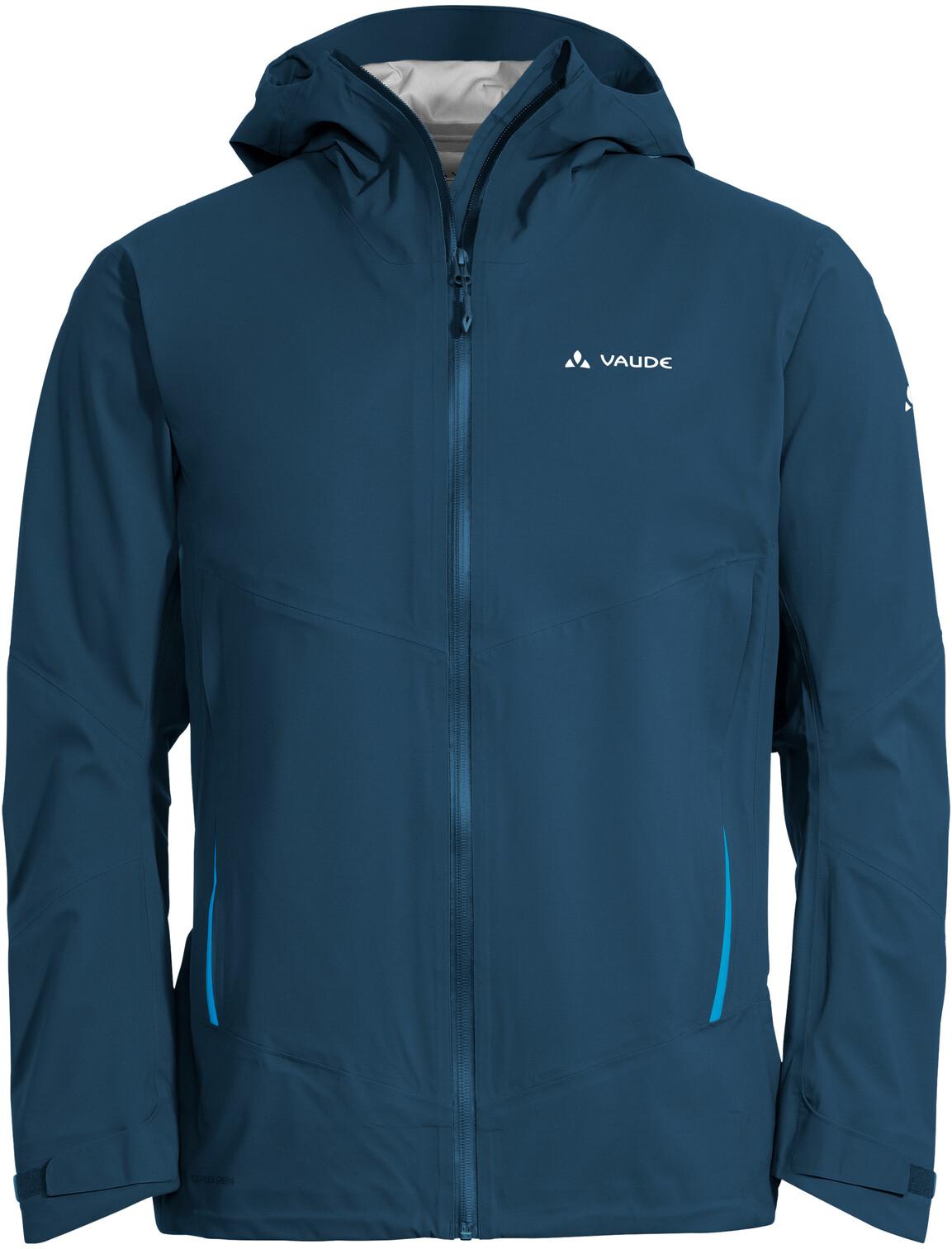 Radiate Blue VAUDE Herren Croz 3L Jacket II Jacke